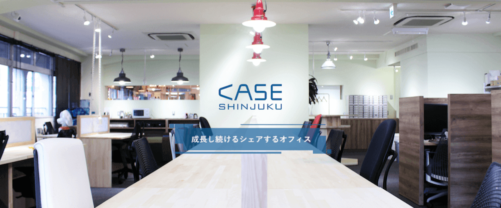 Cover photo of CASE Shinjuku